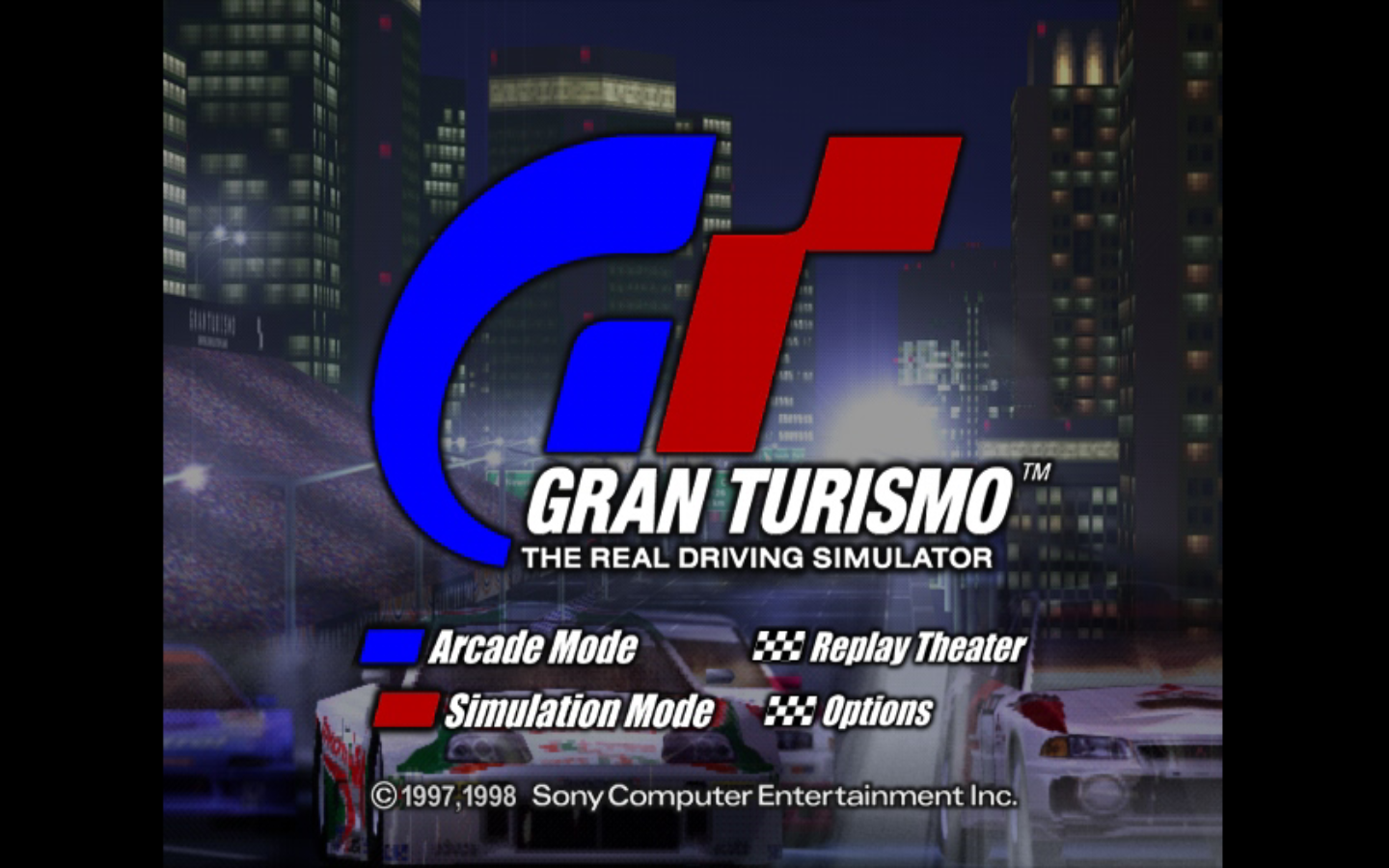 Gran Turismo Episode 0 – Introduction