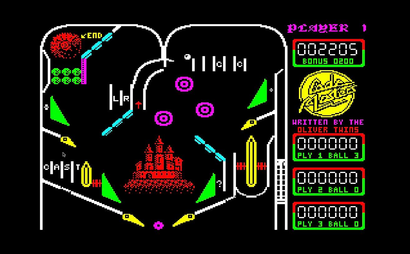 Playing Advanced Pinball Simulator on MacOS/OSX – 01