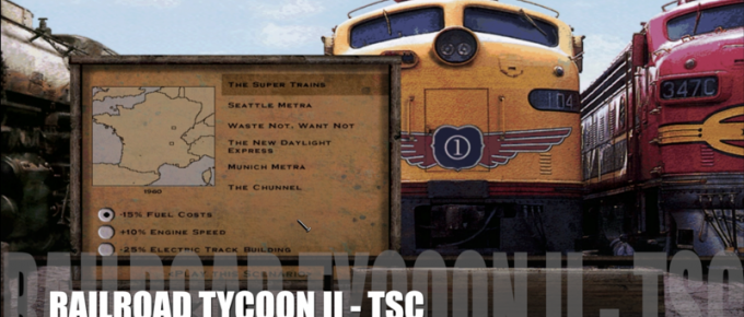 RTII The Second Century – 07 The Super Trains