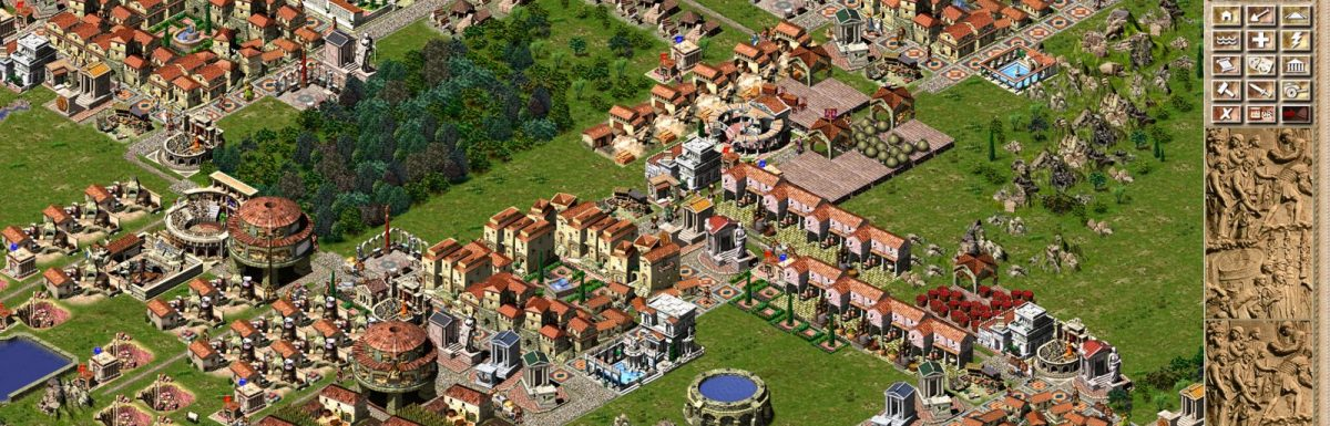 Caesar III | Capua – Your First Colony